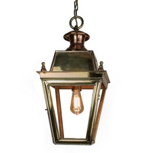 Balmoral Hanging Lantern from the Limehouse lamp co