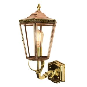 Chelsea Wall Lantern from Limehouse lighting