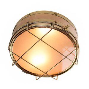 Freighter Bulkhead Light from Limehouse lighting