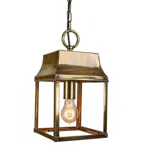 Small Strathmore Hanging Lantern from Limehouse lighting