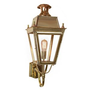 Balmoral wall lantern small from Limehouse lighting