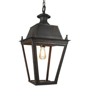 Balmoral Large Hanging Lantern from Limehouse lighting