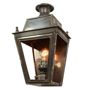 Balmoral Flush lantern by the limehouse Lamp Co