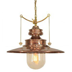 Large Paddington Lamp by Limehouse lighting