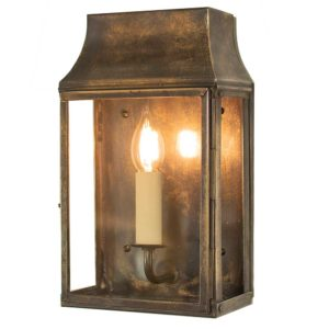 Strathmore Small Lantern from Limehouse lighting