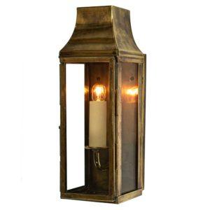 Strathmore Slim lantern from Limehouse lighting