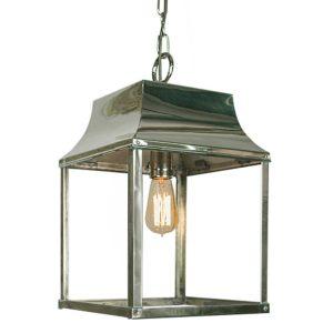 Medium Strathmore Hanging Lantern from Limehouse lighting