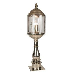 Wentworth Pillar Lamp by the limehouse lamp co