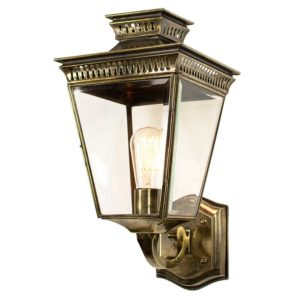 Pagoda Wall Lantern from Limehouse lighting