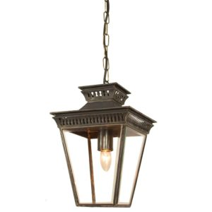 Pagoda Pendant Small by the limehouse lamp company