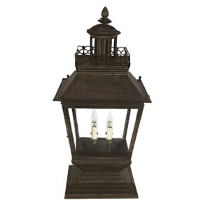 Large Chateau Gate Lantern from Limehouse lighting