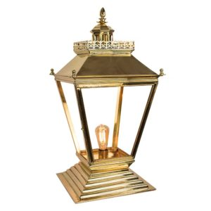Medium Chateau Lantern from Limehouse lighting