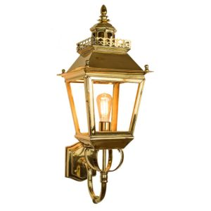 Chateau Wall Light (Small) by the limehouse lamp company