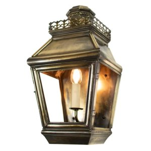 Chateau Passage Lantern from Limehouse lighting