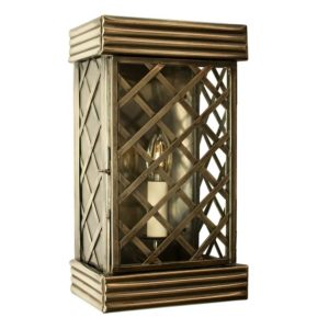 The Ivy Passage Lantern small by the limehouse lamp company