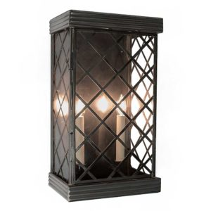 Ivy Large Wall Lantern from Limehouse lighting