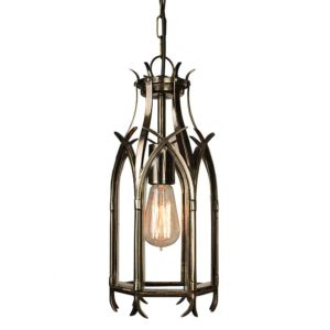 Gothic Hanging Lantern from Limehouse lighting
