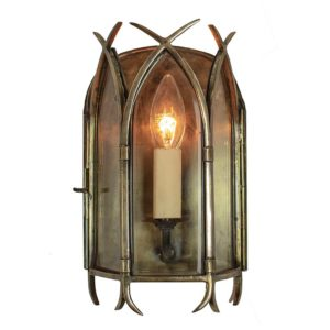 Gothic wall light from Limehouse lighting