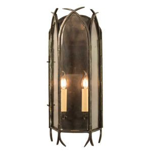 Gothic Wall Lantern from Limehouse lighting