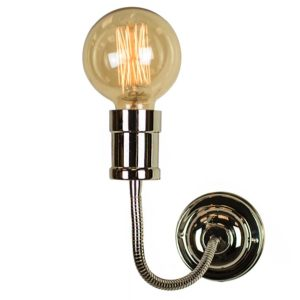 Tommy Flexi Wall light by the limehouse lamp company