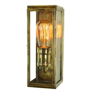 Small Engineer Wall Lantern BY THE LIMEHOUSE LAMP CO