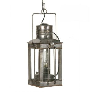 Cargo Lamp Large by the limehouse lamp co