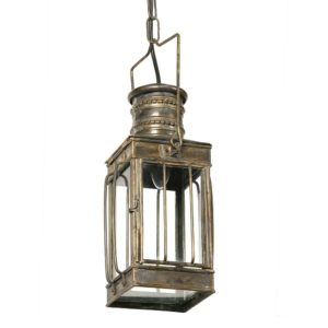 Cargo Lamp Small by the limehouse lamp co