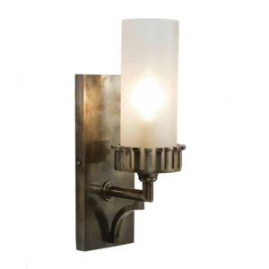 Highlander Single Wall Light by the limehouse lamp co